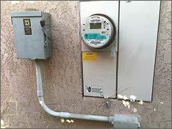 Smart gas meter