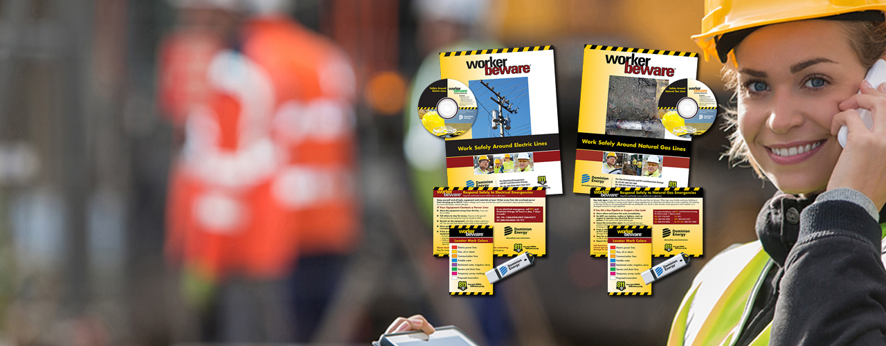 Dominion English and Spanish Worker Safety Kits